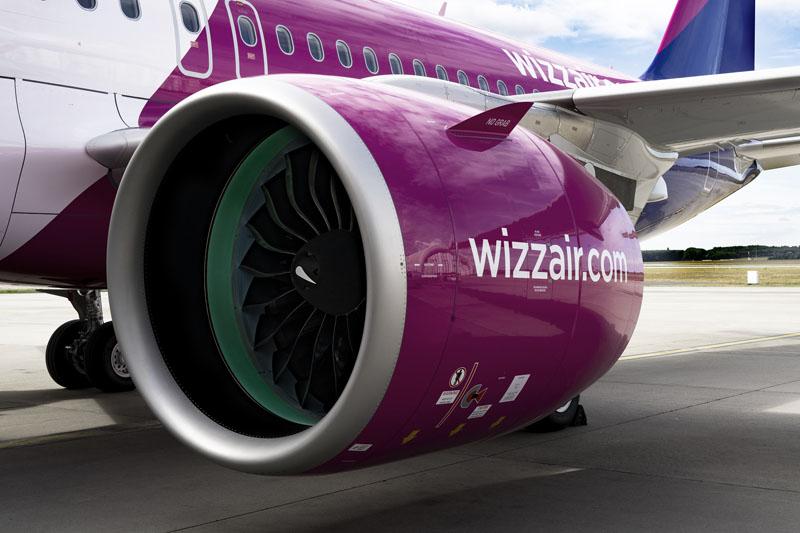 A320 neo Wizz Air 1