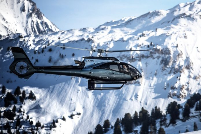 ACH130 Aston Martin Edition Courchevel