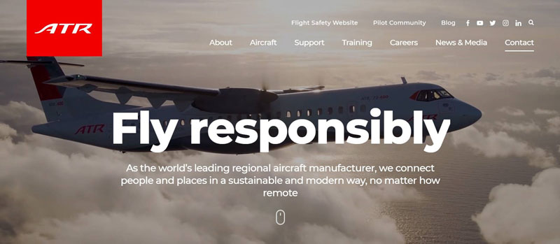 ATR New Website