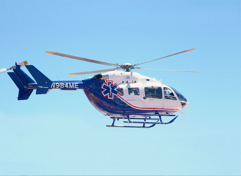 Air Methods HCare EC145