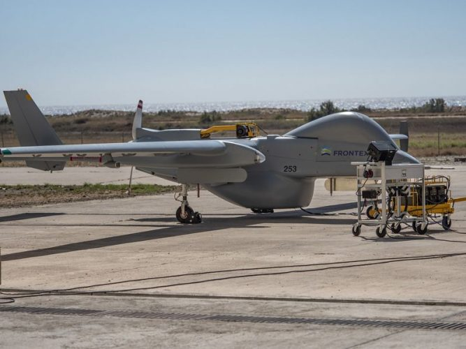 CRETE FIRST OPERATIONAL FLIGHT