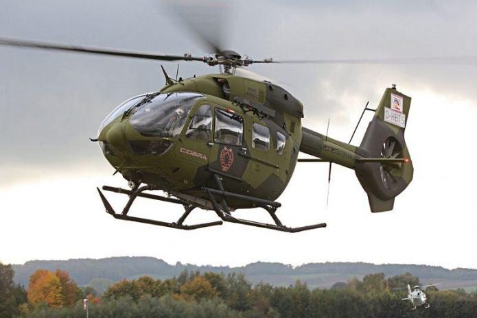 Ecuadorian Air Force H145