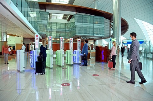 Emirates Dubai Biometrics