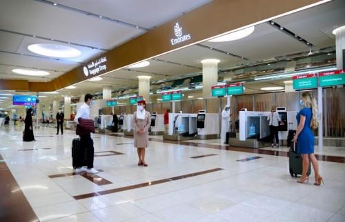Emirates Dubai Chioschi