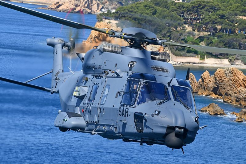 NH90 Spanish Air Force