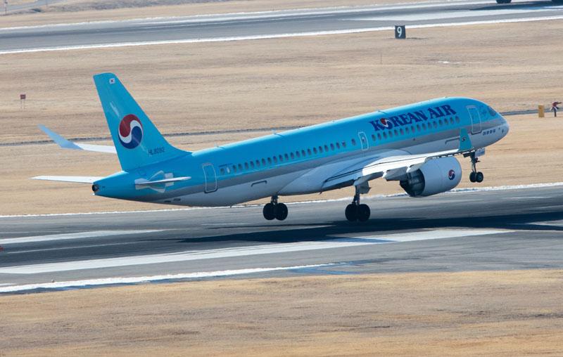 A220 Korean Air