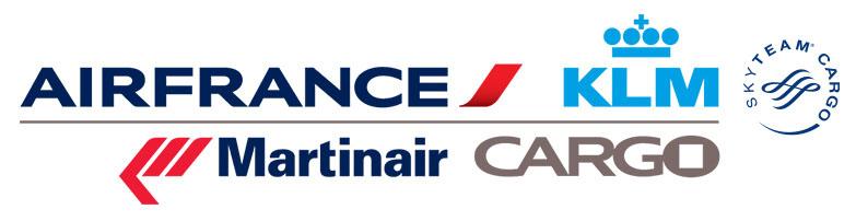 AF KLM Martinair Cargo Logo