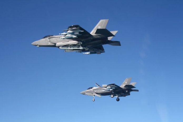 Aeronautica Militare F 35 Beast Mode