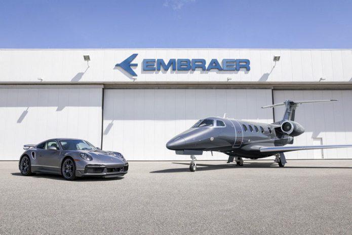 Duet Embraer and Porsche