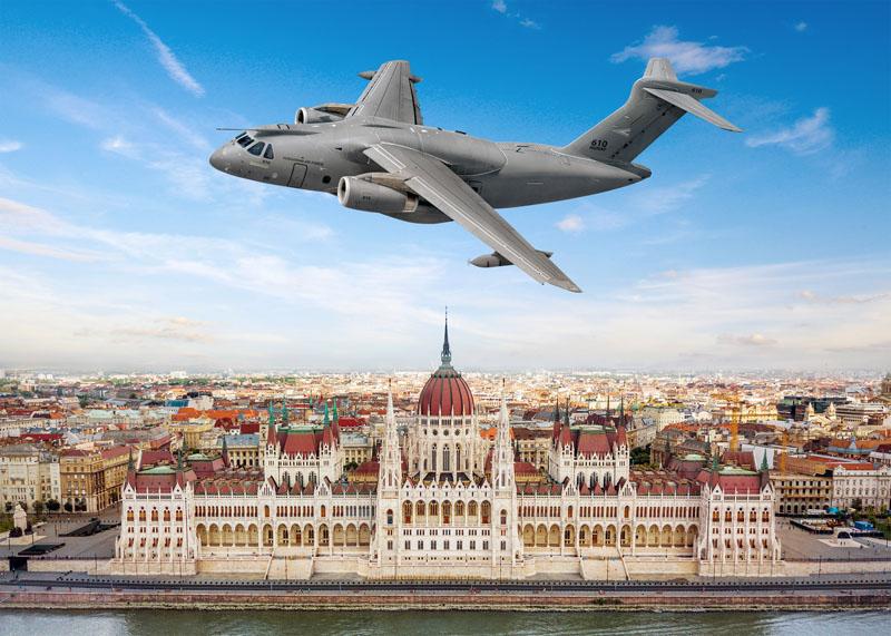KC 390 Hungary