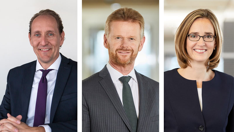 LH Group New CEO