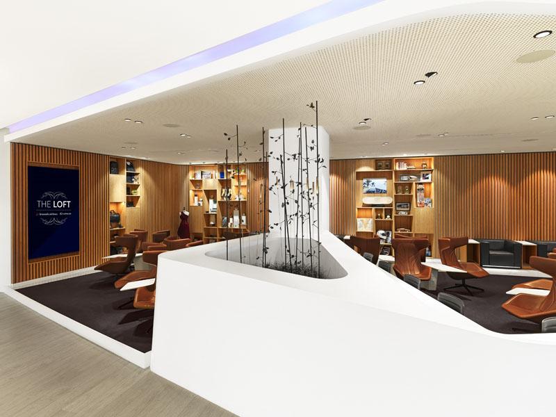 Lounge Brussels Lexus Loft