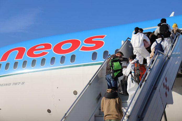 Neos SEA Covid Free