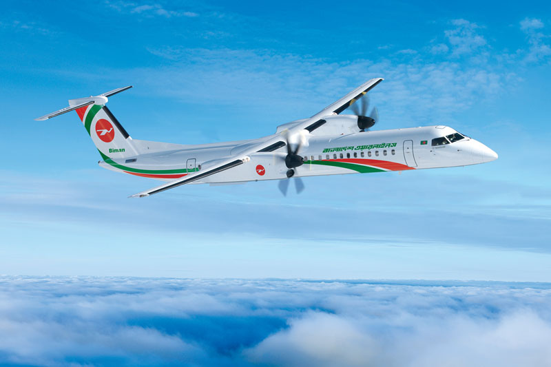 biman dash 8 400 feature image