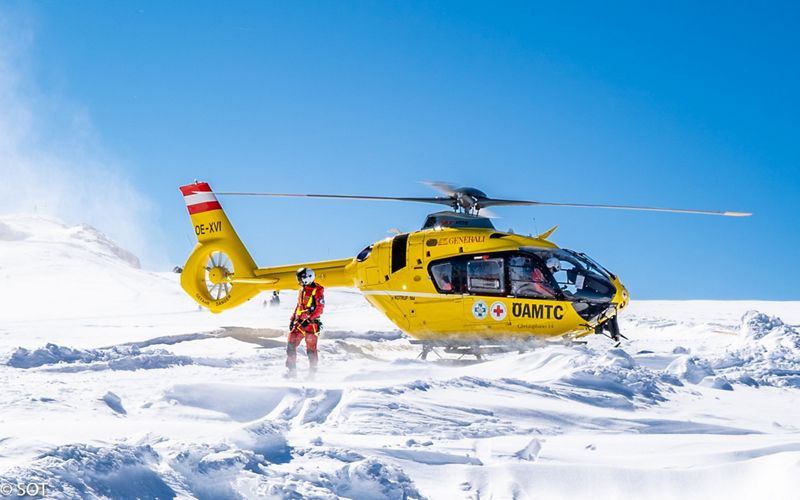 AMTC Air Rescue starts fleet modernization with five Airbus H135 helicopters