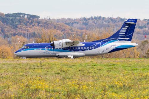 ATR Air Saint Pierre