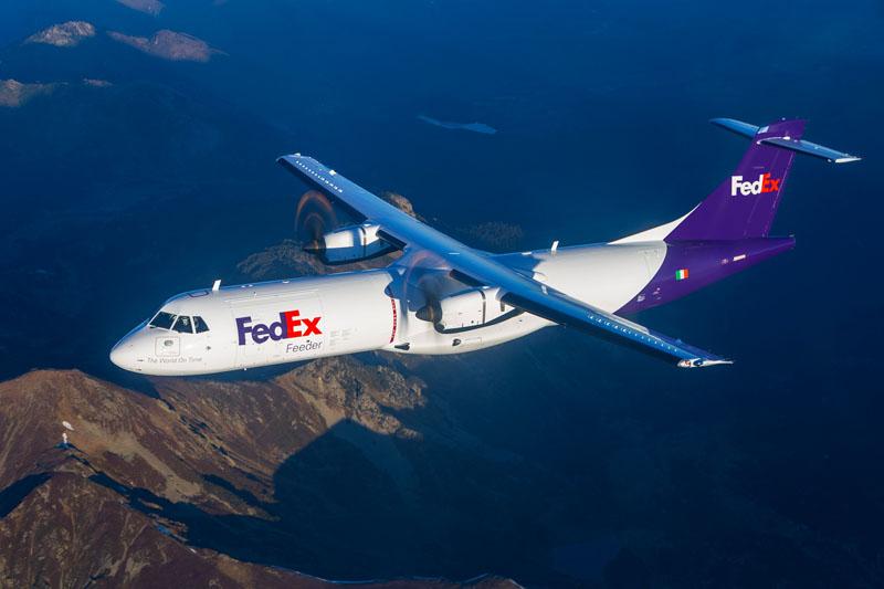 ATR FedEx 1