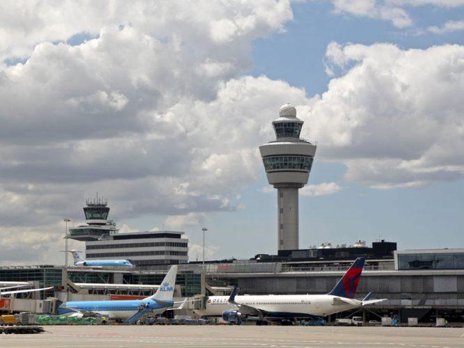 Delta KLM Schiphol