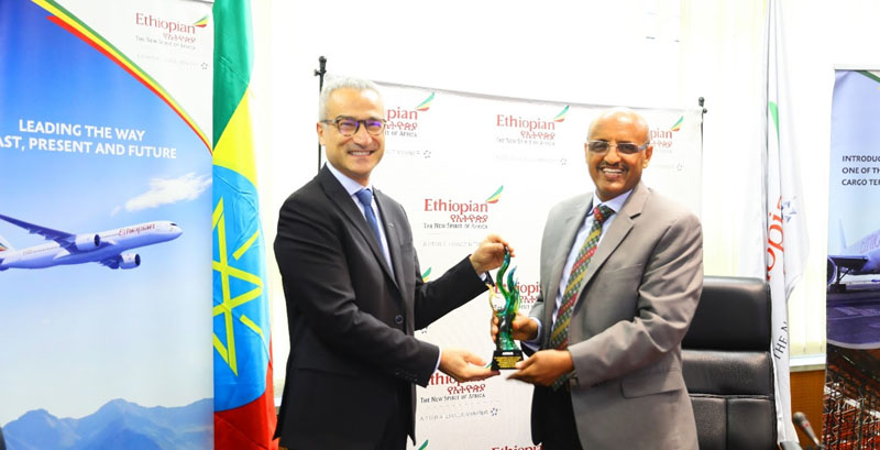 Ethiopian Airlines Airbus