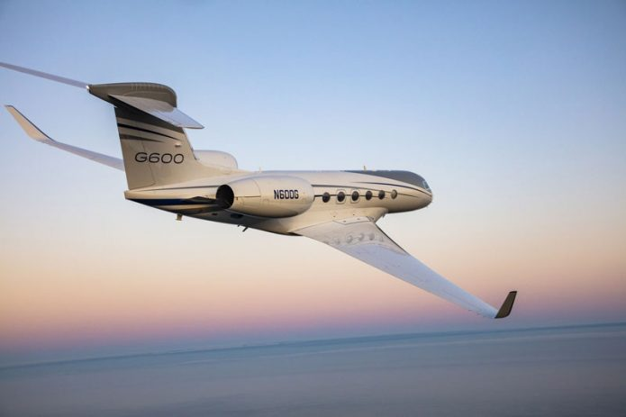 Gulfstream Delivers First EASA Certified G600