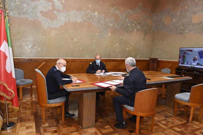 ITALIA SVIZZERA Accordo