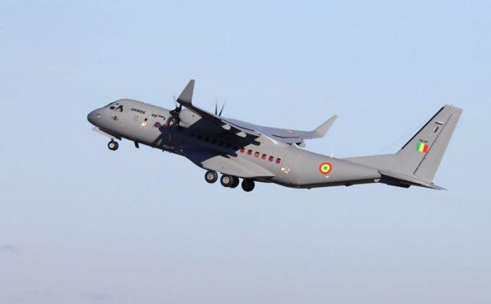Republic of Mali Airbus C295