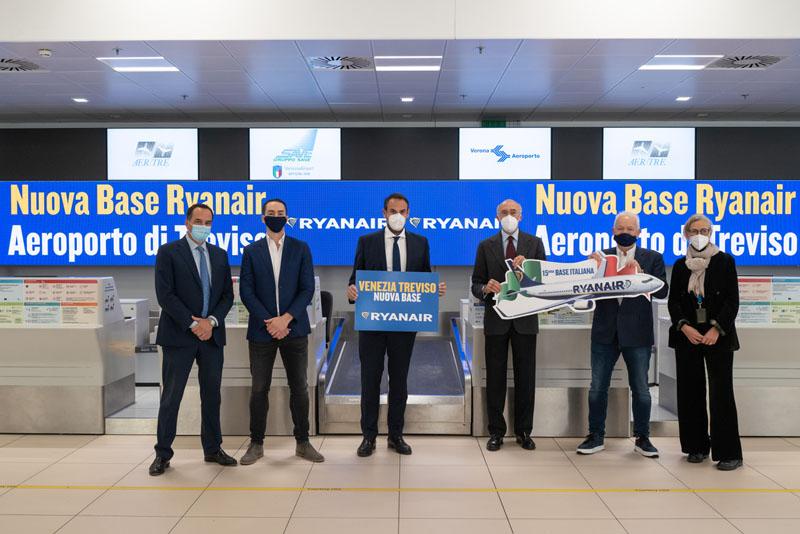 Ryanair SAVE Treviso