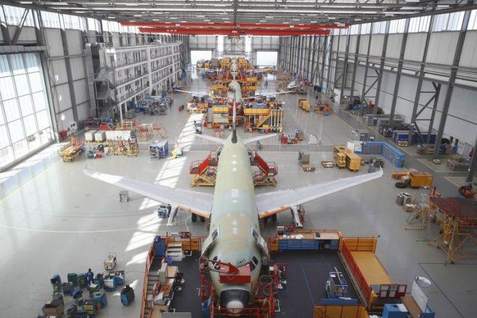 A320 Hangar FAL
