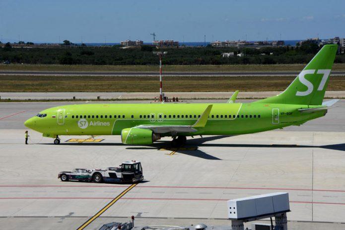 Aeromobile S7 in arrivo a Bari
