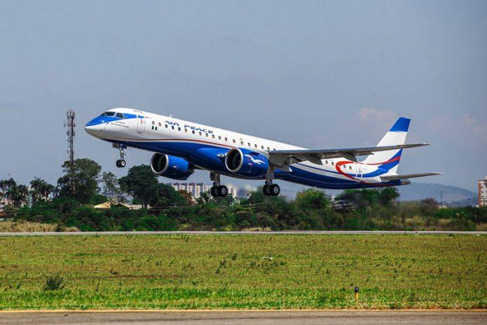 Air Peace E195 E2