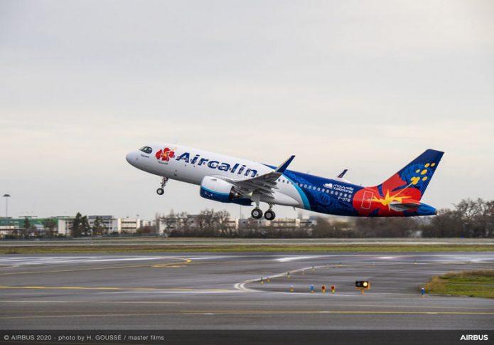 Aircalin A320neo GTF