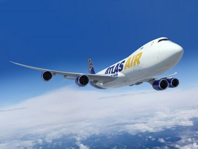 Atlas Air 747 8F