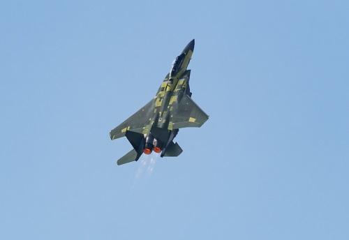 F 15EX First Flight 02022021