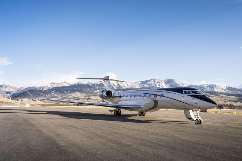 Gulfstream G700 Surpasses 1100 Flight Hours