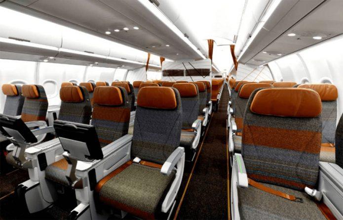 Premium economy ComodaAQ Uganda A330 800neo