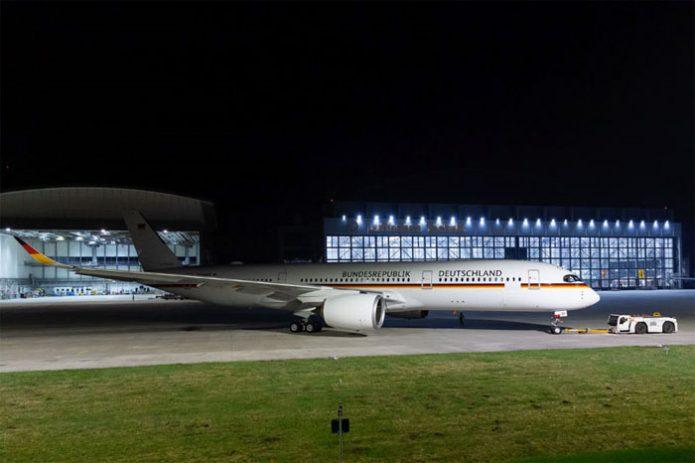 GAF A350 Lufthansa Technik 3