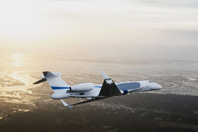 Gulfstream Delivers Special Missions Aircraft To Israeli Air Force