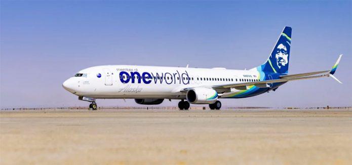oneworld Alaska Airlines