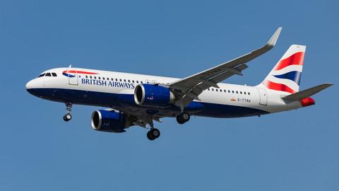 A320neo British Airways