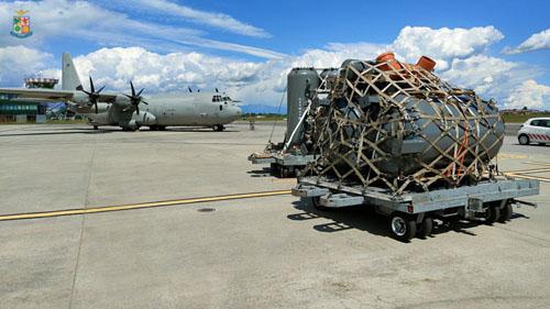 Aeronautica Militare Torino C130J