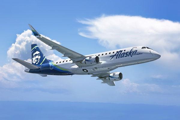 E175 Alaska Skywest