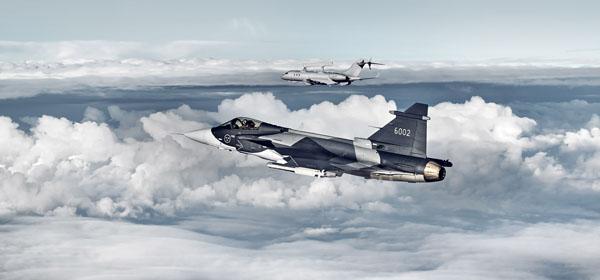 Saab Gripen GlobalEye
