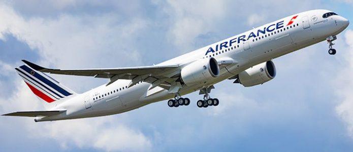 Air France A350 aubusson
