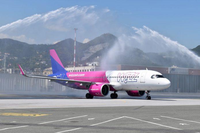 Primo volo Genova Tirana Wizz Air 1 6 2021