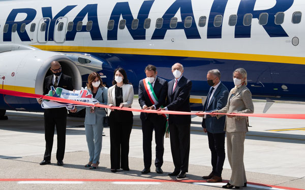 Ryanair Treviso