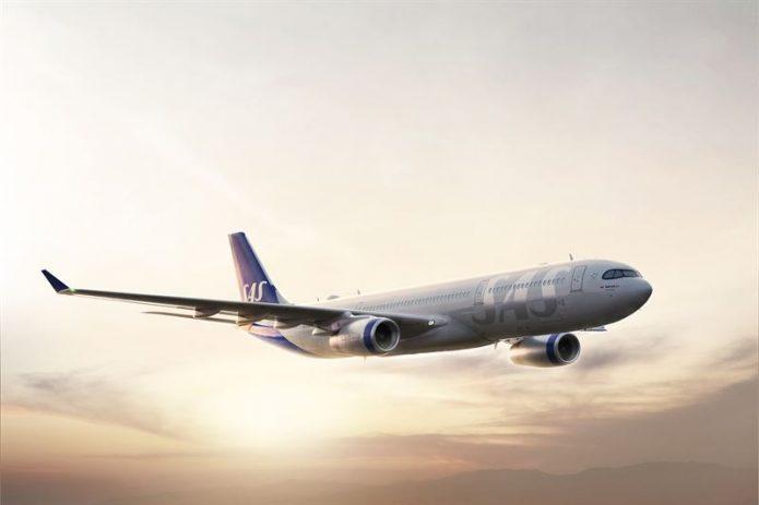 Scandinavian Airlines A330