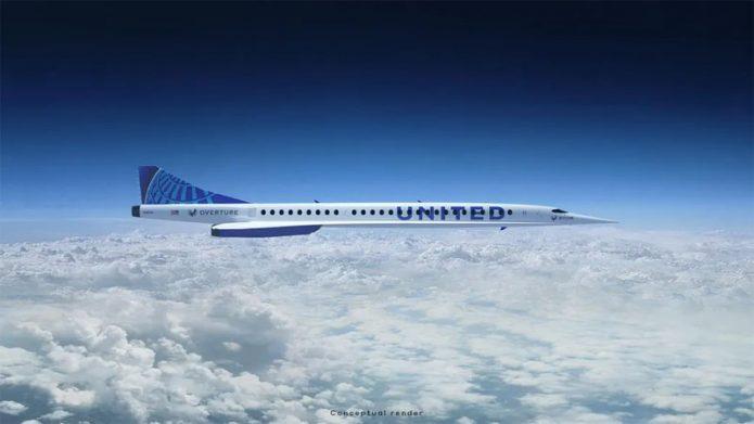 United Boom Supersonic