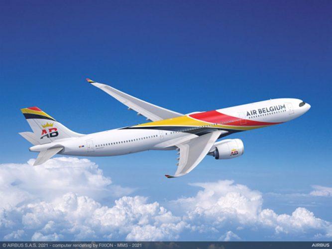 A330 900 Air Belgium