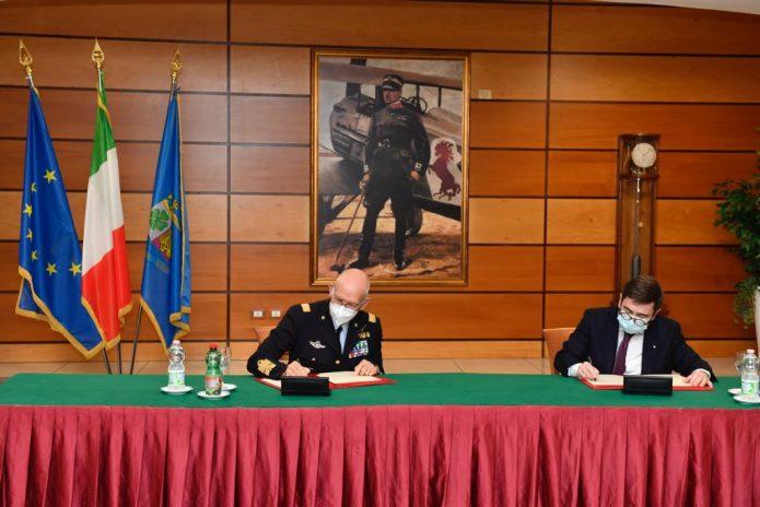 Accordo Thales Alenia Space Italia e AM