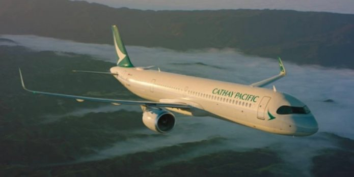 Airbus A321neo Cathay Pacific